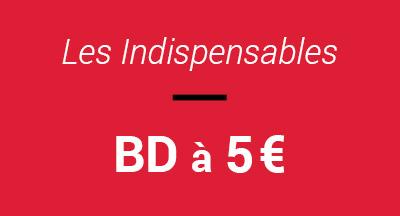 Des BD mythiques à prix magique - 5 € la BD