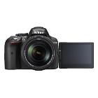 Reflex NIKON D5300+ 18-140VR+ SD 8GB+ Fourre-tout