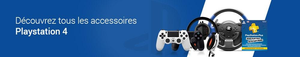 Tous les accessoires PS4 , Achat et vente consoles, jeux vidéo, accessoires