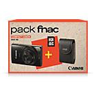 Compact Canon Ixus 180 Noir
