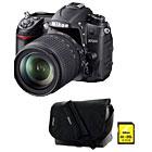 Nikon D7000+ Obj. 18-105 mm