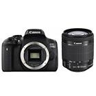 Reflex Canon EOS 750D Noir