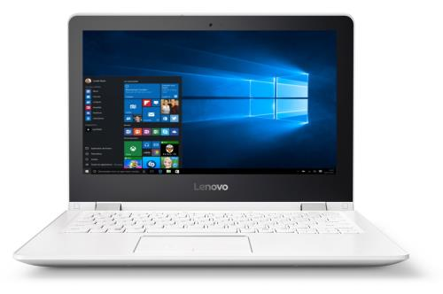 PC portable Lenovo YOGA 300-11IBR 80M100S1FR - Ecran LED tactile 11,6´´ HD - Processeur Intel® Celeron® N3060 - RAM 2 Go - 32 Go SSD - Carte graphique Intel HD Graphics - Windows 10 - HDMI - USB 3.0 - Bluetooth 4.0