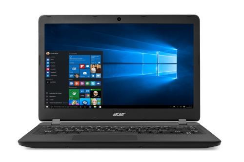 PC portable Acer ASPIRE ES1-332-C96A - Ecran LED 13,3´´ HD - Processeur Intel® Celeron® N3350 à 1,1 GHz - RAM 4 Go - 32 Go eMMC - Carte graphique Intel HD Graphics 500 - Windows 10 - Webcam intégrée - HDMI - USB 3.0