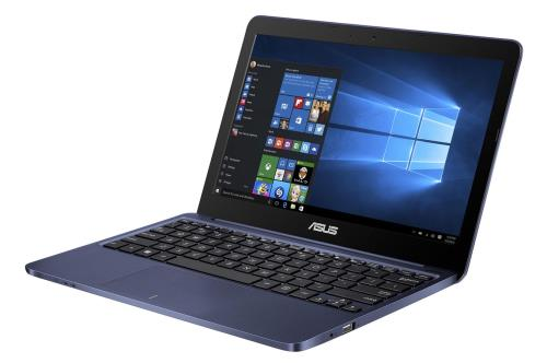 PC portable Asus E200HA-FD0042TS OFFICE 365 PERSONNEL INCLUS - Ecran LED 11,6´´ HD - Processeur Intel® AtomT x5-Z8350 - RAM 2 Go - 32 Go eMMC - Carte graphique Intel HD Graphics Gen8 - Office 365 Personnel inclus - Windows 10 - Webcam intégrée - micro HDM