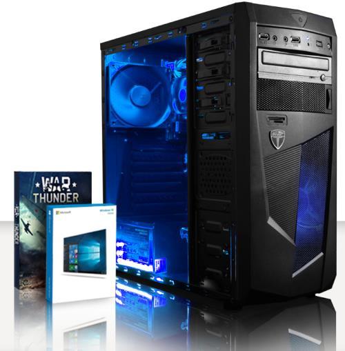 Le Vibox Ultra 11 est le choix parfait pour ceux qui cherchent un processeur rapide de Quad Core, une performance graphique augmentée, une abondance de RAM, et un disque dur spacieux - tout en restant abordable. Si vous utilisez votre PC pour faire des ta
