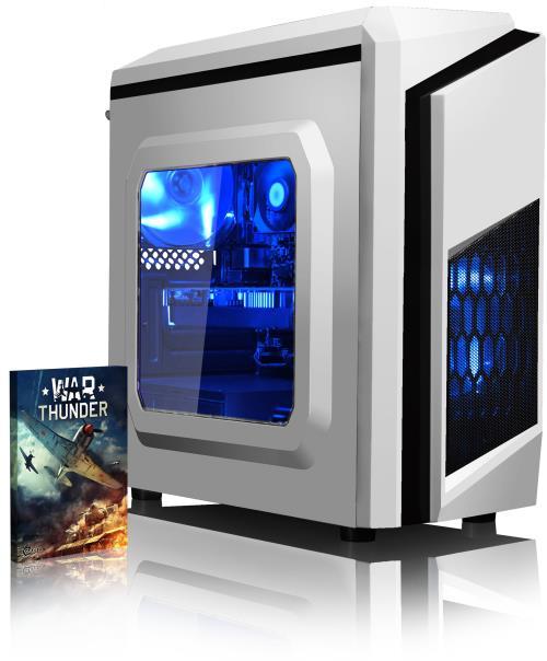 Le Vibox Killstreak GL960- est la solution parfaite pour tout joueur sérieux qui éxige la meilleure performance. Il monte le processeur très rapide Huit cores, une abondance de RAM, un disque dur spacieux, et une des cartes graphiques les plus puissantes