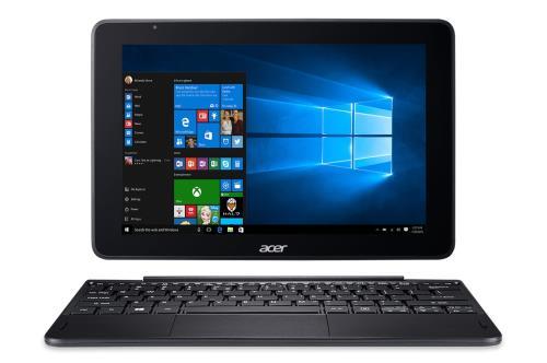 PC Hybride / PC 2 en 1 Acer S1003-17ER-001 - Ecran LED 10,1´´ HD - Processeur Intel® AtomT X5-Z8300 - RAM 2 Go - 32 Go eMMC - Windows 10 - Clavier détachable - Micro USB 2.0 - Bluetooth 4.0