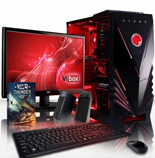Le Vibox Scope est le PC multimédia et gamer parfait pour tous ceux qui cherchent un ordinateur à prix bas avec une performance générale impressionnante. C´est idéal en tant que PC de famille ou pour un joueur occasionnel qui a un budget à respecter. Si v