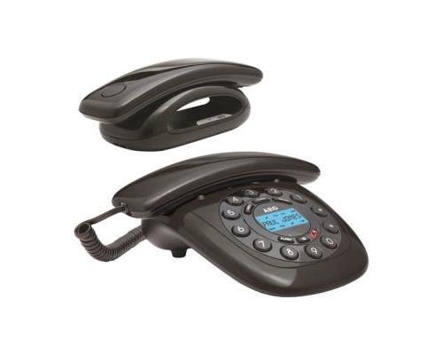Fnac.com : Aeg phone - téléphone fixe avec répondeur solo combo 15 noir - Téléphone sans fil numérique avec répondeur. Remise permanente de 5% pour les adhérents, commandez vos produits high-tech en ligne et retirez-les en magasin.