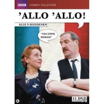 ALLO ALLO-COMPLETE COLLECTION-15 DVD-VN