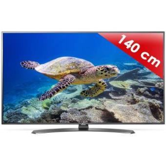tv led plus 52 pouces lg 55 uh 661 v tv lcd 56 39 et plus achat prix fnac. Black Bedroom Furniture Sets. Home Design Ideas