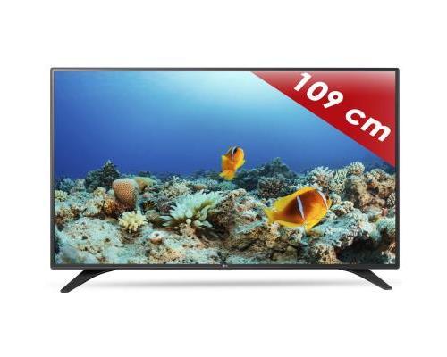 Fnac.com : Tv led 37 42 pouces LG 43 LH 604 V - Téléviseurs LCD 32 à 43. Remise permanente de 5% pour les adhérents. Commandez vos produits high-tech en ligne (écran plat, lecteur blu-ray, video projecteur, ) en ligne.