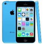Smartphone APPLE IPHONE 5C BLEU 32GO