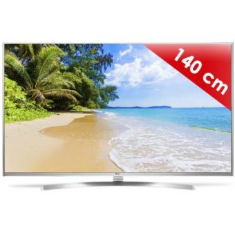 tv led plus 52 pouces lg 55 uh 850 v tv lcd 56 39 et plus achat prix fnac. Black Bedroom Furniture Sets. Home Design Ideas