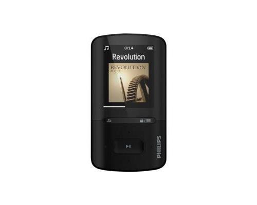 Lecteur MP3 Philips Vibe 8 Go Noir