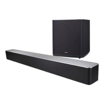lg music flow hs9 las950m syst me de barre audio pour home cin ma sans fil lecteur dvd. Black Bedroom Furniture Sets. Home Design Ideas