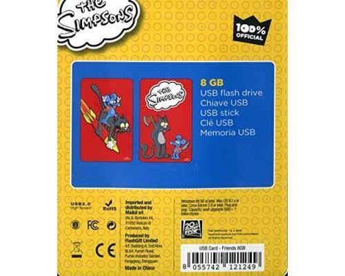 Fnac.com : TRIBE THE SIMPSONS - FRIENDS 8GB USB KEY - Clé USB. Remise permanente de 5% pour les adhérents. Commandez vos produits high-tech au meilleur prix en ligne et retirez-les en magasin.