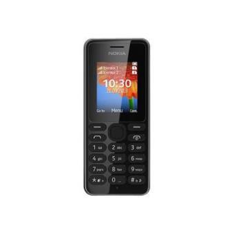 Nokia  Dual SIM noir GSM telephone mobile a