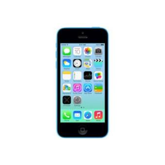 apple iphone 5c bleu 4g lte 8 go gsm smartphone. Black Bedroom Furniture Sets. Home Design Ideas