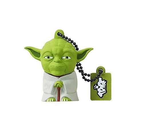 Fnac.com : Tribe FD007504 Disney Star Wars Pendrive Figurine 16 Go Fantaisie Clé USB Flash Drive 2.0 Memory Stick Solutions de Stockage, Porte-clés, Yoda, Vert - Clé USB. Remise permanente de 5% pour les adhérents. Commandez vos produits high-tech au meil