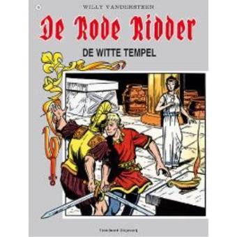 De Rode Ridder 18: De witte tempel