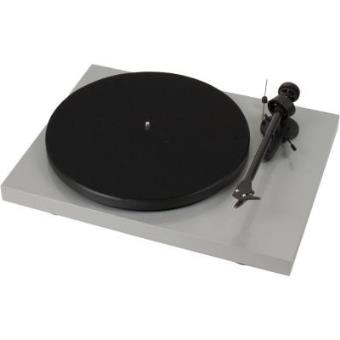 pro ject debut carbon silver laqu platine d 39 coute achat prix fnac. Black Bedroom Furniture Sets. Home Design Ideas