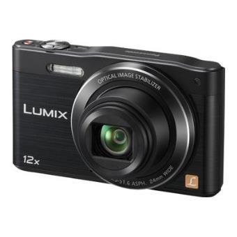 Panasonic Lumix Dmc Sz8 Noir Appareil Photo Num Rique