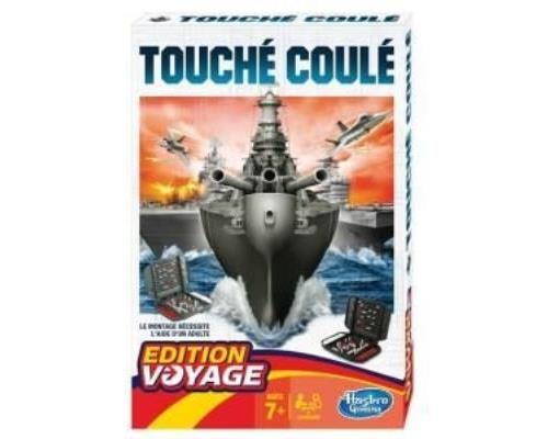 Lauthentique jeu de la bataille navale en format de poche ! Déploie ta flotte, planifie tes attaques et tiens-toi prêt à faire feu. Annonce les coordonnées de tes tirs pour lancer tes torpilles et marque tes touchés ou tes manqués. Ta mission : détruire l