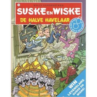 SUSKE EN WISKE,310: DE HALVE HAVELAAR