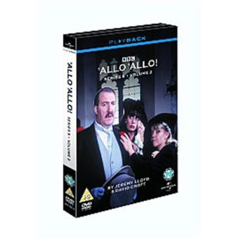 allo allo series 5 vol 2 dvd hartman kim michelle vicky achat prix fnac. Black Bedroom Furniture Sets. Home Design Ideas