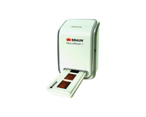 Fnac.com : BRAUN NOVOSCAN I - scanner de pellicule (35 mm) - Scanner portable. Remise permanente de 5% pour les adhérents. Commandez vos produits high-tech au meilleur prix en ligne et retirez-les en magasin.