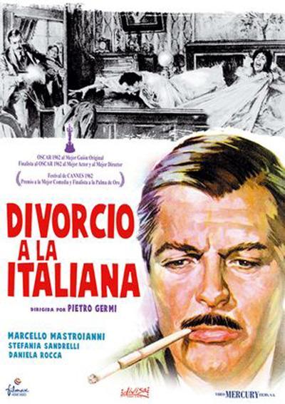 Resultado de imagen de divorcio a la italiana