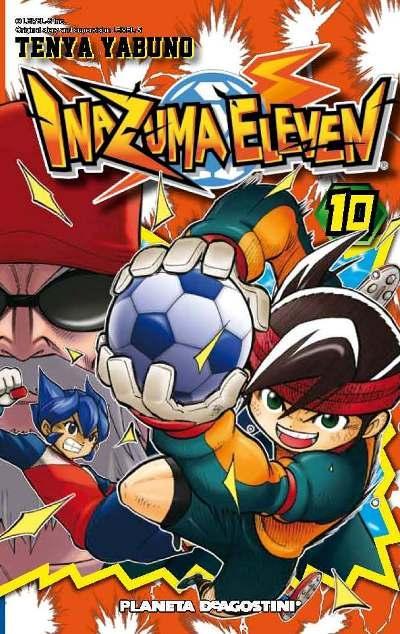 Resultat d'imatges de inazuma eleven 10