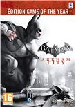 Batman Arkham City - Edition Game Of The Year - Mac