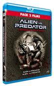 Aliens vs Predator - Aliens vs Predator : Requiem - Bipack Blu-Ray (Blu-Ray)