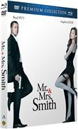 Mr & Mrs Smith - Premium Collection - Combo Blu-Ray + DVD (Blu-Ray)