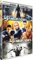 Les 4 Fantastiques - Les 4 Fantastiques et le Surfer d'Argent - Bipack (DVD)
