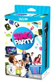 Sing Party + Micro - Nintendo Wii U