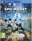 Disney Epic Mickey 2 - Le retour des h�ros - PS Vita