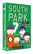 South Park - Saison 7 - Non censuré (DVD)