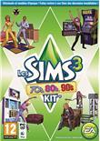 Les Sims 3 - Kit 70's 80's et 90's - PC/Mac