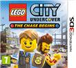 Lego City Undercover The Chase begins 3DS - Nintendo 3DS