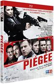 Piégée - Blu-Ray (DVD)
