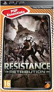 Resistance Retribution - Gamme Essentials - PSP