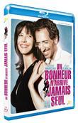 Un bonheur n'arrive jamais seul Blu-ray (Blu-Ray)