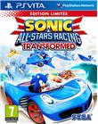 Sonic All Stars Racing Transformed - Edition Limit�e - PS Vita