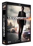 Le Transporteur, la série - Coffret intégral de la Saison 1 - Blu-Ray (Blu-Ray)