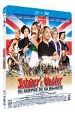 Astérix et Obélix : Au service de Sa Majesté - Combo Blu-Ray + DVD (Blu-Ray)
