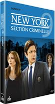New York Section Criminelle - Coffret intégral de la Saison 9 (DVD)